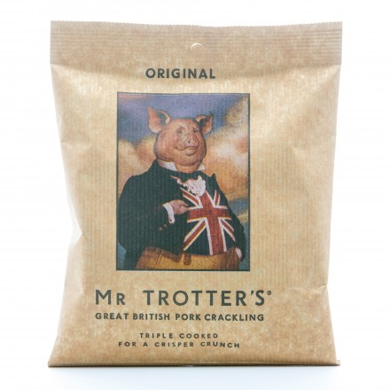 Mr Trotter's Great British Pork Crackling
