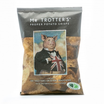 Mr Trotter's Proper Potato Crisps