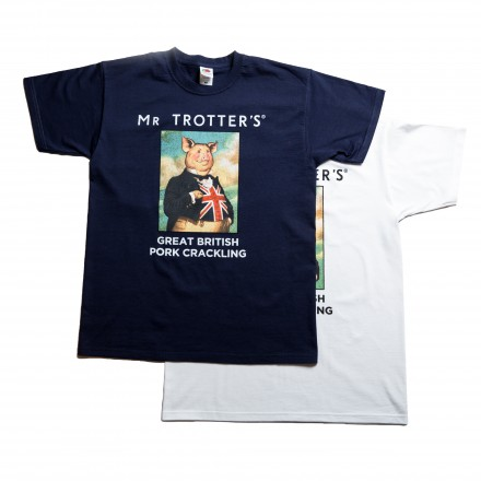 Mr Trotter's 'Its Crunch Time' T-Shirts