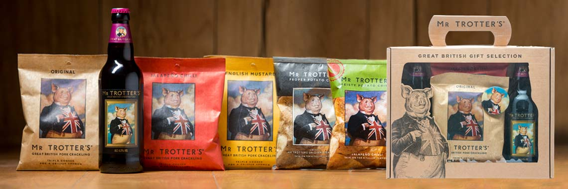 Mr Trotter Product Range